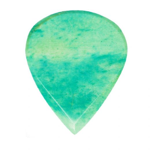 Jazzy Tones Max Green Bone 1 Guitar Pick